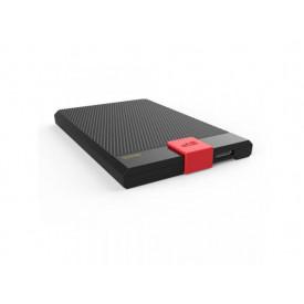 Hard Disk portabil Silicon Power Diamond D30 1TB, USB 3.1, 2.5 inch, Black-Red