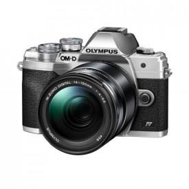 Olympus E-M10 Mark IV 14150 Kit slv/blk