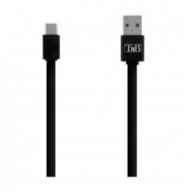TNB 30CM BLACK USB TO USB-C CABLE
