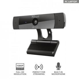 TRUST GXT 1160 VERO STREAMING FullHD WEBCAM w/microphone