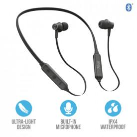 TRUST Ludix Lightweight Bluetooth Wireless Sports Earphones