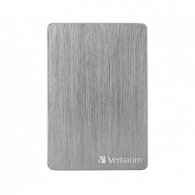 VERBATIM STORE´N´GO ALU SLIM 2.5 (6,35CM) 2TB USB 3.2 GEN1 SPACE GREY