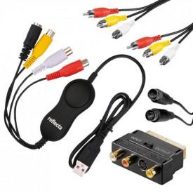 Digitizor reflecta VideoCapture Set USB