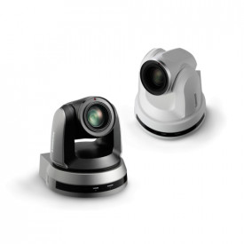 Lumens Camera PTZ 4K UHD 30fps; 1080P 60fps; FoV 74°; interfata HDBaseT; Zoom optic 12x cu 2x imagine mai clara, zoom total 24x