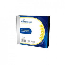 MediaRange DVD+RW 4,7GB 4x Slimcase Pack5