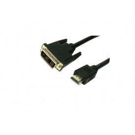 MediaRange HDMI to DVI Cable 2M ,Black