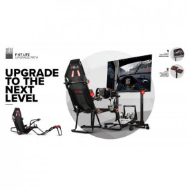 Next Level Racing F-GT LITE portable Racing Cockpit