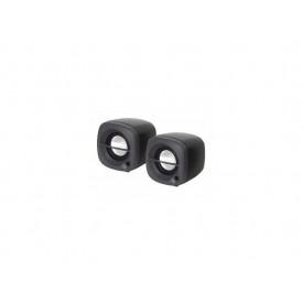 OMEGA SPEAKERS 2.0 OG-15 6W BLACK USB