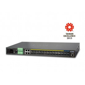 Planet MGSW-28240F Layer 2 Managed Switch