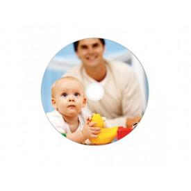 Verbatim CD-R 52X 700MB AZO NO ID SPINDLE 50 WIDE INKJET PRINT