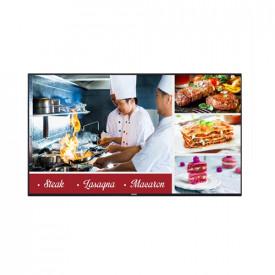 Vestel Digital Signage Display 43, IPS, 400cd, FHD, 1000:1