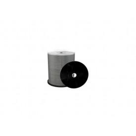 CD-R 80min/700MB black, blank Cake100