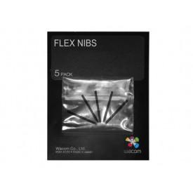 Flex Nibs Wacom ACK-20004 pentru Intuos4/5, 5 bucati