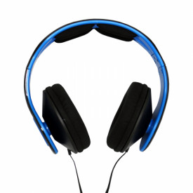 Gioteck - TX30 Stereo Game & Go Headset Blue Grill for PS5, PS4, Xbox Series, Xbox One & Mobile MULT Multi-Platform