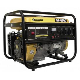GP - GENERATOR CURENT ELECTRIC - GP-6500 - BENZINA MONOFAZAT - 5500 W