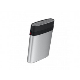 Hard Disk Portabil Silicon Power Armor A85 1TB USB 3.0, 2.5inch, Silver-Black