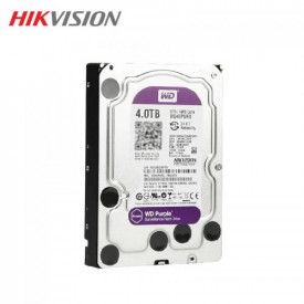 HIKVISION Internal HDD 2.5, for NAS, 4TB WD