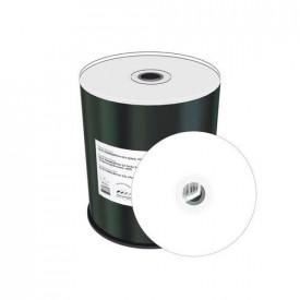 MediaRange CD-R 700MB|80min 52x, ink.fullsurface pri. Cake 100