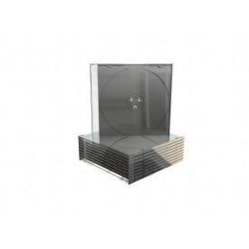 MediaRange CD Slimcase with Black Tray