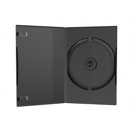 MediaRange DVD Carcasa Single Slim black 7mm