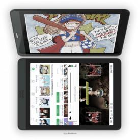 Tableta E-Ink Onyx Boox Nova 3 Color 7.8, 300 ppi E-ink Kaleido Plus, Octa-Core, 3+32GB, Android 10, Negru