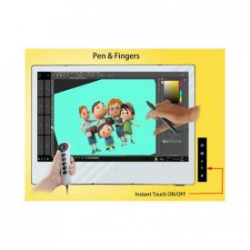 Yiynova Monitor interactiv 27, LED, Full HD, Format 16:9; Dual Touch