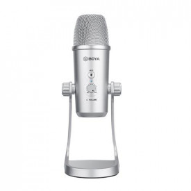 Boya BY-PM700SP Microfon USB Studio Condensator, Stereo (USB Type-C, Lightning si USB-A)