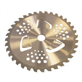 Disc taietor 36T - Vidia mic - cu aripioare - 230 x 25.4mm (MC)