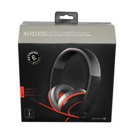 Gioteck - XH100S Stereo Gaming Headset for PS5, PS4, Xbox Series, Xbox One, PC, Mac & Mobile MULT Multi-Platform