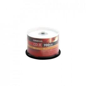 OEM CD-R 700MB 52X SILVER SP set 100