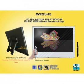 Yiynova Monitor interactiv 27, LED, Full HD, Format 16:9