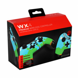 Gioteck - WX4 Premium Wireless Controller Adventure Edition for Nintendo Switch, PS3 & PC MULT Multi-Platform