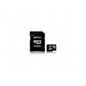 Memory Card Silicon Power Micro SDHC 16GB, Clasa 10