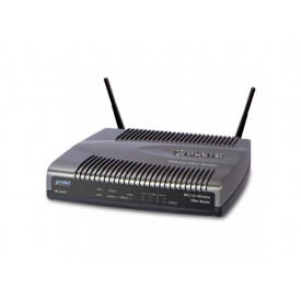 Planet 11N WiFi Advance Ethernet Home Router with Fiber Optic uplink (S