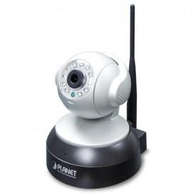 Planet 720P Wireless IR PT IP Camera: 11n Wireless, H.264, 3.6mm Lens, 720P@30fps, IR-10meter, ICR,