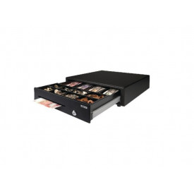 Safescan SD-4141 Standard duty cash drawer with 8 coin- / 4 banknote trays