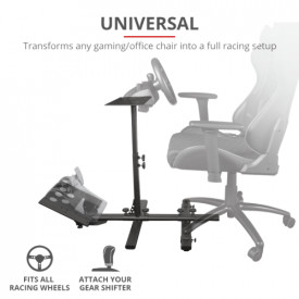 TRUST GXT 1150 Pacer Racing Seat Adapter