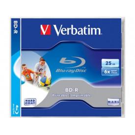 Verbatim BD-R 6X 25GB PRINTABLE JC