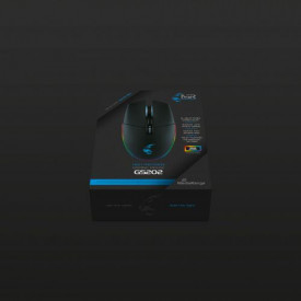 MediaRange Gaming Series Corded 6-button optical gaming mouse with RGB backlight