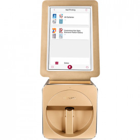 O'2NAILS nail printer X11 PLUS Gold wi-fi/app + 2nd cartridge