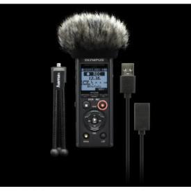 Olympus LS-P4 Podcaster Kit