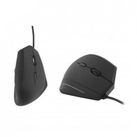 TNB ERGONOMIC VERTICAL WIRED MOUSE