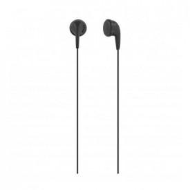 TNB FIRST BLACK EARPHONES + MIC.BLACK