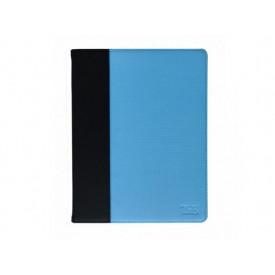 TnB MICRO DOTS - Folio case for iPad 2 and new iPad - Blue