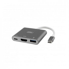TNB TYPE-C MULTIPORT ADAPTER to USB 3.1 - HDMI - USB-C