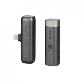 Boya BY-WM3D Linie Wireless cu Microfon Incorporat Lightning & TRS 3.5mm
