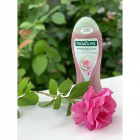 Gel de dus Palmolive argila&ulei de trandafiri 250 ml