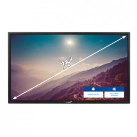 Legamaster ETX touch monitor ETX-7520
