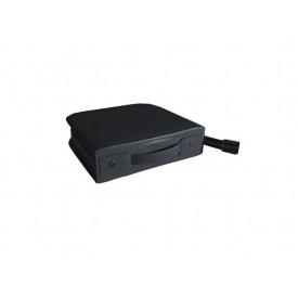 MediaRange CD-wallet for 200 discs, black