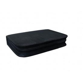 MediaRange CD-wallet for 48 discs, black